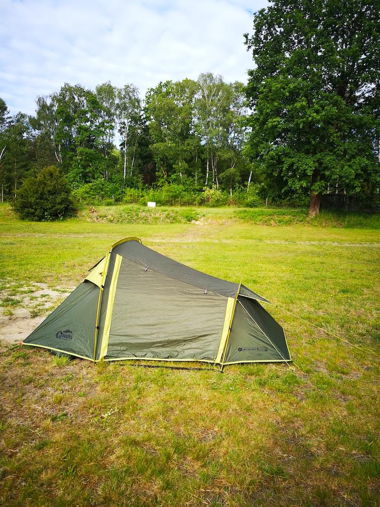 Campingplatz Heidesee