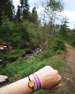 Dein Stück Harz Armband