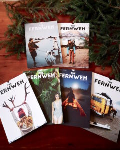The Fernweh Collective Magazin